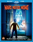 Mars Needs Moms (Blu-ray/DVD Combo)
