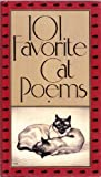 101 Favorite Cat Poems (0809240785) by Whittier, Sara L.