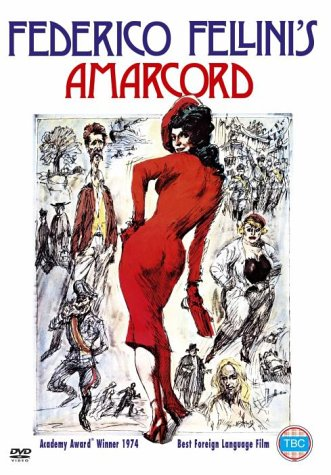 Amarcord [DVD] (1973)