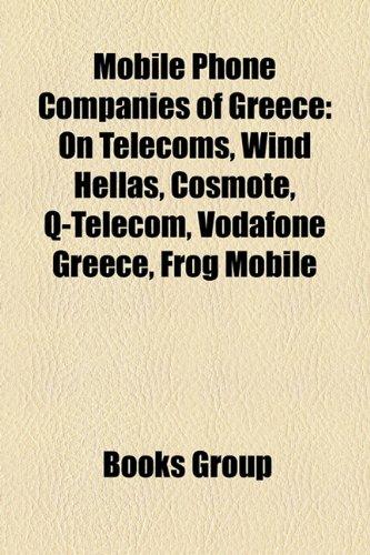 mobile-phone-companies-of-greece-on-telecoms-wind-hellas-cosmote-q-telecom-vodafone-greece-frog-mobi
