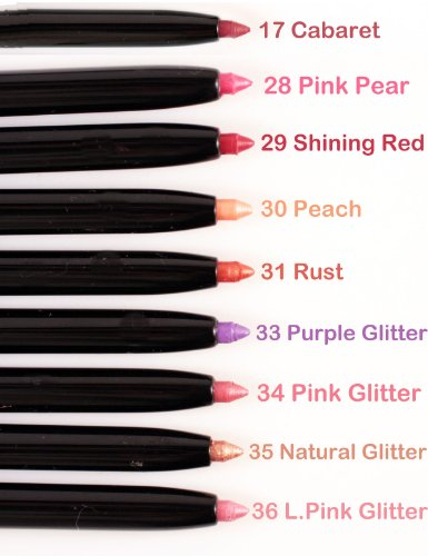 54pcs-Nabi-High-Quality-Lip-Liner-Pencils