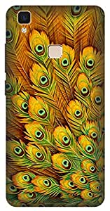 Most Wanted Cases Back Cover for Vivo V3