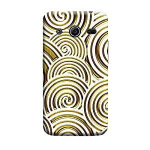 iShell Premium Printed Mobile Back Case Cover With Full protection For Samsung Core 2 (Designer Case)