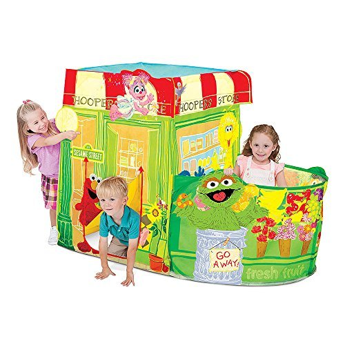 Sesame Street Hooper's Store Play Tent by PlayHut kaufen