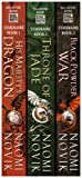 His Majesty's Dragon: Book 1 / Throne of Jade: Book 2 / Black Powder War: Book 3 (Temeraire Box Set) (0345489241) by Novik, Naomi