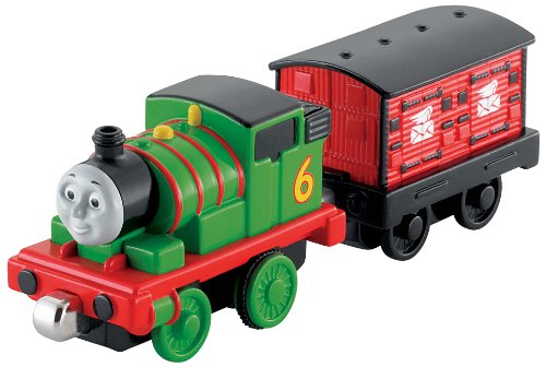 Thomas the Train: Take-n-Play Pull 'N Zoom - Percy