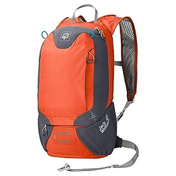 Jack Wolfskin, Zaino Speed Liner 15.5, Arancione (Flame