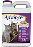 Advance High Performance Scented Lightweight Multi-Cat Litter, 15-Pound Jug