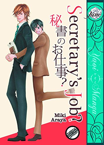 Secretary's Job (Yaoi Manga)