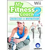 My Fitness Coach 2: Exercise and Nutrition - Nintendo Wii ~ UBI Soft