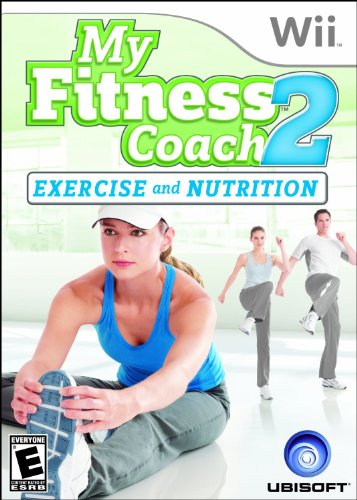 My Fitness Coach 2: Exercise And Nutrition - Nintendo Wii