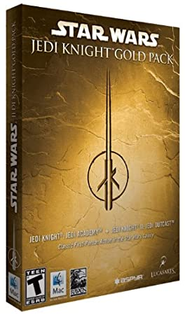 Star Wars: Jedi Knight Gold Pack