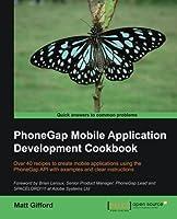 PhoneGap Mobile Application Development Cookbook Front Cover