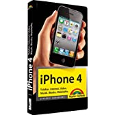 iPhone 4: Telefon. Internet. Video. Musik. GPS. iBooks. MobileMe