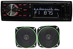 Worldtech WT-7513U Car FM/ MP3/ USB Player with SAM 4
