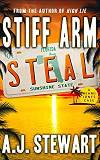Stiff Arm Steal by A.J. Stewart ebook deal