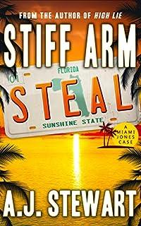 Stiff Arm Steal by A.J. Stewart ebook deal