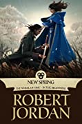 New Spring: The Novel (Wheel of Time) by Robert Jordan cover image