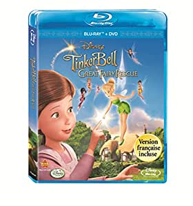 Tinker Bell and the Great Fairy Rescue [Blu-ray + DVD]