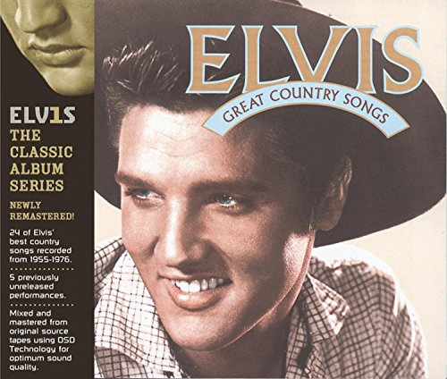 Elvis Presley - Elvis: Great Country Songs - Zortam Music