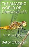 The Amazing World Of Dragonflies: Text Pop-Up Reader