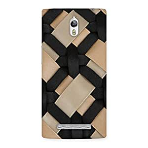 Nyl Strap Print Back Case Cover for Oppo Find 7