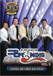 Grupo Bryndis: Linea de Oro en DVD