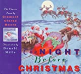 The Night Before Christmas: The Classic Poem (0824940849) by Moore, Clement Clarke