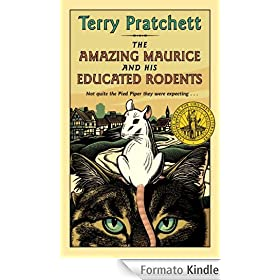 The Amazing Maurice and His Educated Rodents: Discworld: Young Adult Series, Book 1