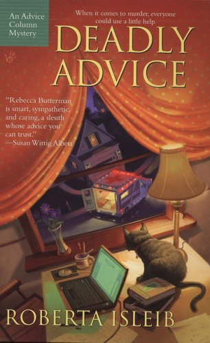 Image for Deadly Advice (An Advice Column Mystery)