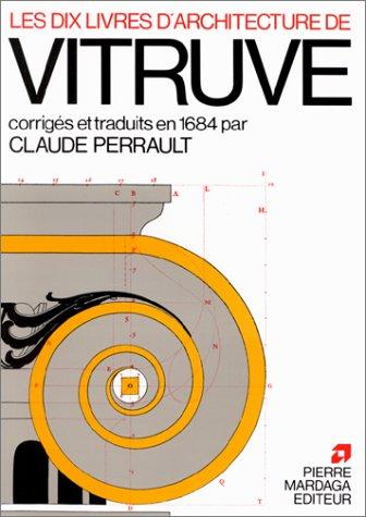 LES 10 LIVRES D'ARCHITECTURE DE VITRUVE