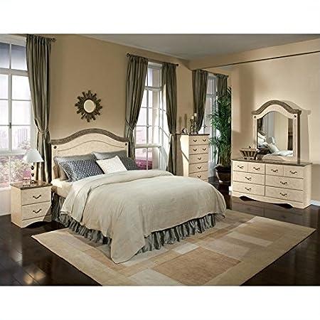 Standard Furniture Florence 5 Piece Bedroom Set