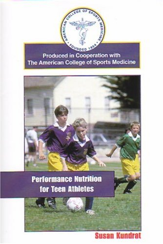 Performance Nutrition For Teen Athletes [Vhs]