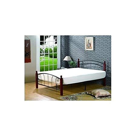 Williams Home Furnishing Bed with Headboard/Footboard/Rails, Full