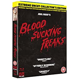 Bloodsucking Freaks (Region Free) [PAL] [Blu-ray]