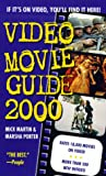 Video Movie Guide 2000