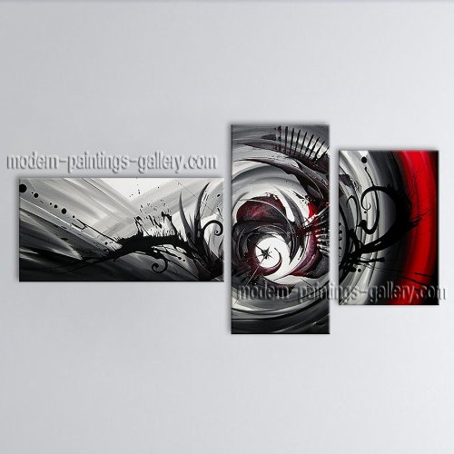 Hand Painted Elegant Modern Abstract Painting Wall Art Interior Design Wall Art For Living Room