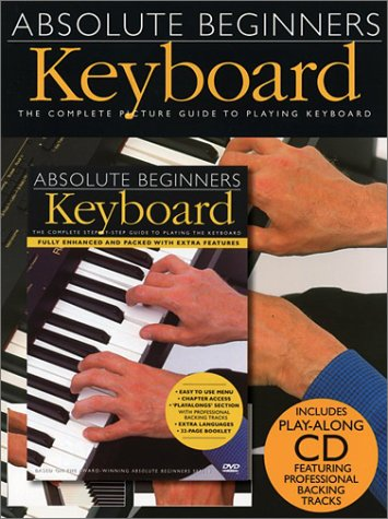 Absolute Beginners Keyboard Value Pack