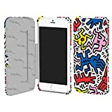 MSY GRAPHT Keith Haring Collection Flip Cover for iPhone 6 Chaos APA11-003CH