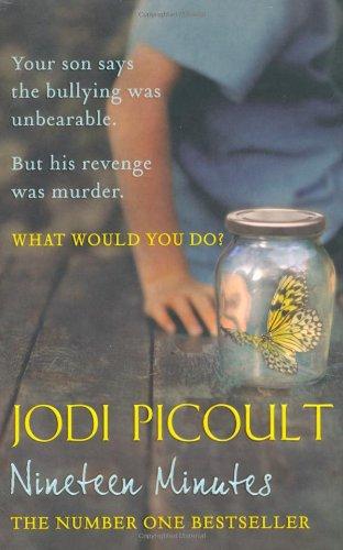 nineteen minutes by jodi picoult essay Nineteen minutes: a novel   jodi picoult   isbn: 9781416546993   kostenloser  versand für alle bücher mit versand und verkauf duch amazon.