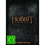 Der Hobbit - Die Spielfilm-Trilogie Extended Version, 15 Discs