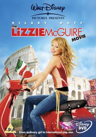 The Lizzie McGuire Movie [DVD] [2003]