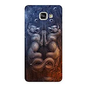 Special Guardians Of Hell Back Case Cover for Galaxy A7 2016