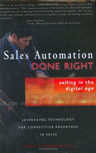 Sales Automation Done Right