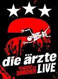 Live - Die Nacht der Dämonen im Digipack [2 DVDs]