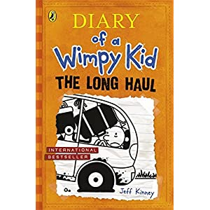 Diary Of A Wimpy Kid Long Haul Kindle