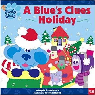 A Blue's Clues Holiday (Blue's Clues (8x8 Paperback))