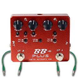 Xotic BB Plus Distortion Overdrive Pedal from Xotic Effects