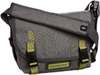 Timbuk2 Eco Friendly Full-Cycle Messenger Bag (Gunmetal, X-Small) from Timbuk2