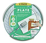 Camco 43603 RV Colonial White Stack-A-Plate